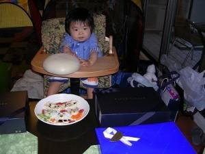 ママとパパが作った離乳食